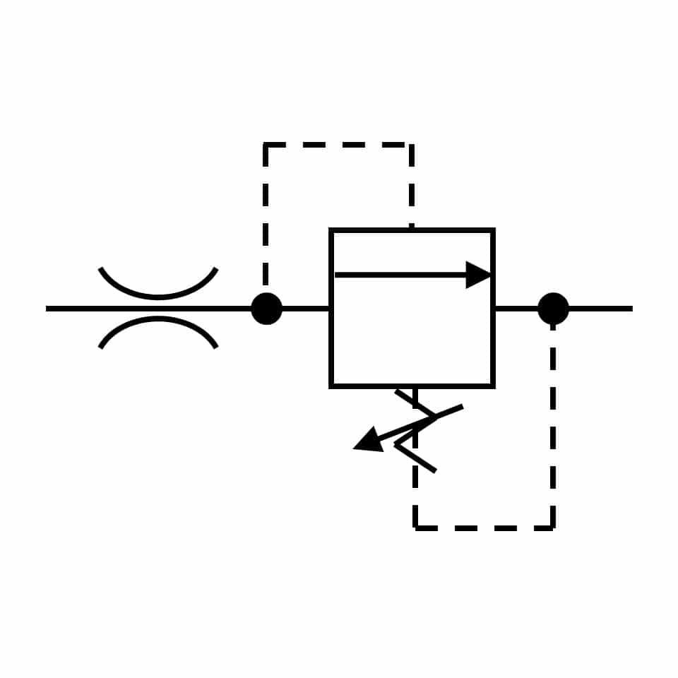 HSLR603 Product Symbol | Oilgear