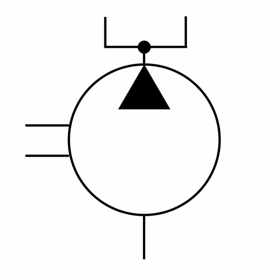 PFBK-065 Product Symbol | Oilgear