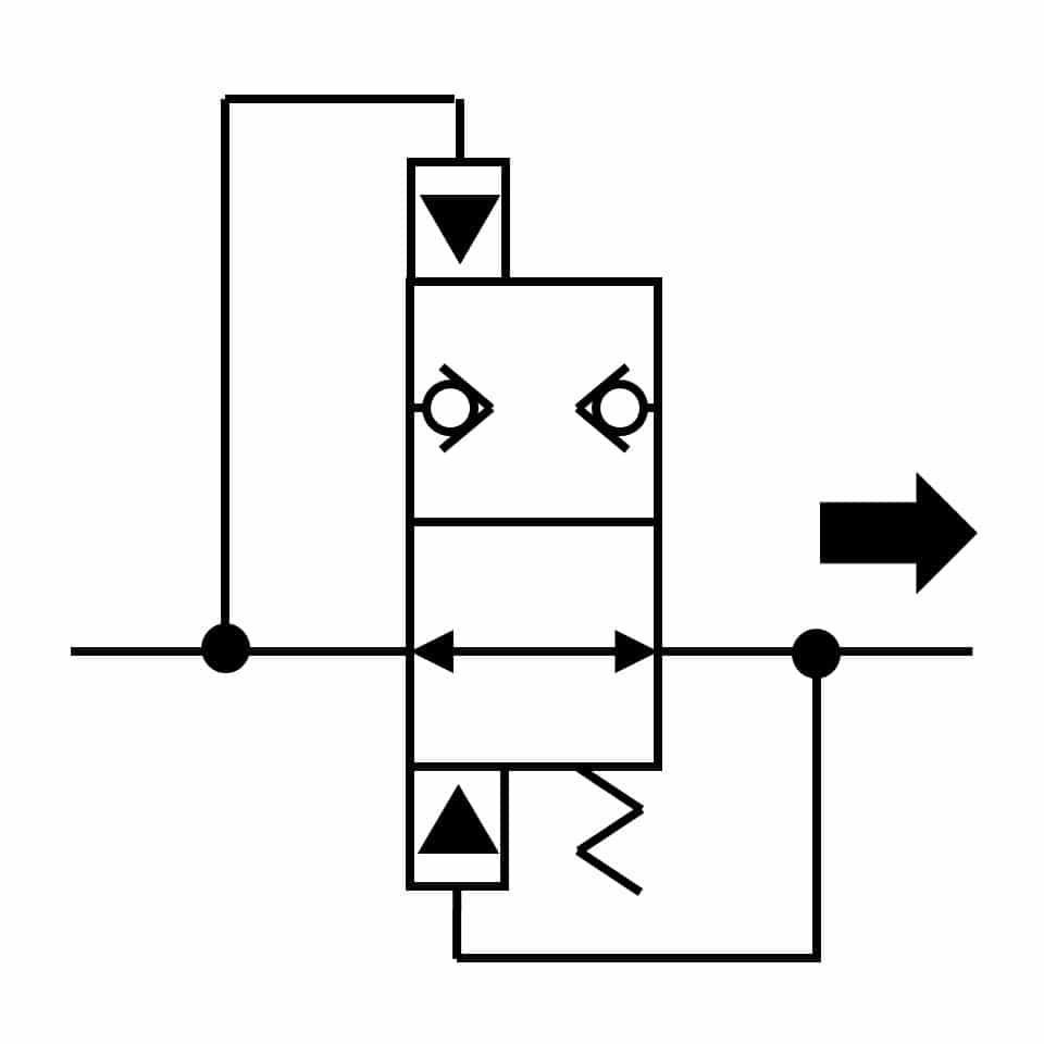 FSV, Liquid Product Symbol | Oilgear