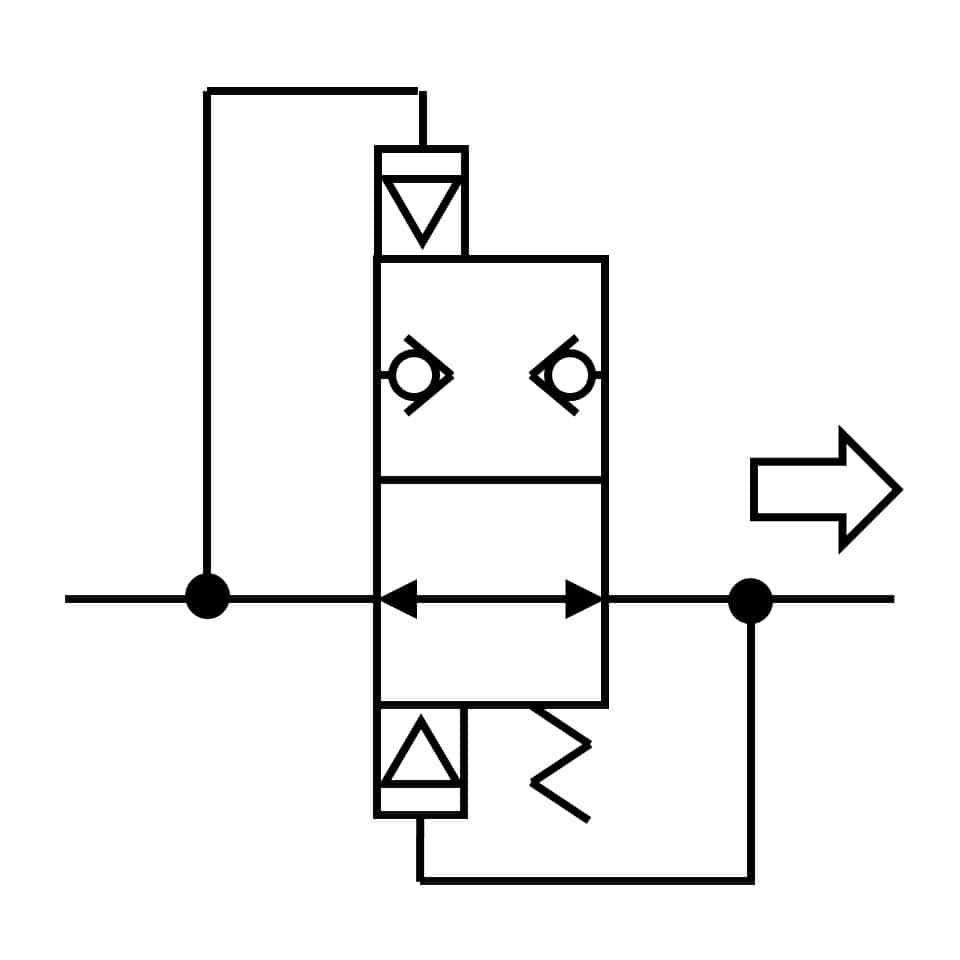 FSV, Gas Product Symbol | Oilgear