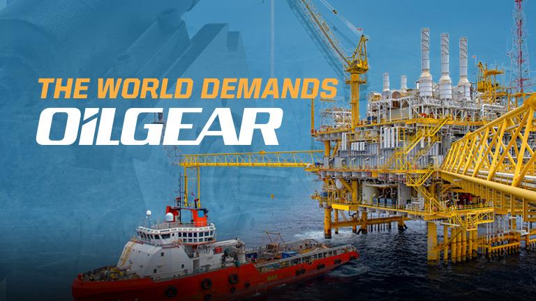 Oilgear - Best Under Pressure - Oilgear