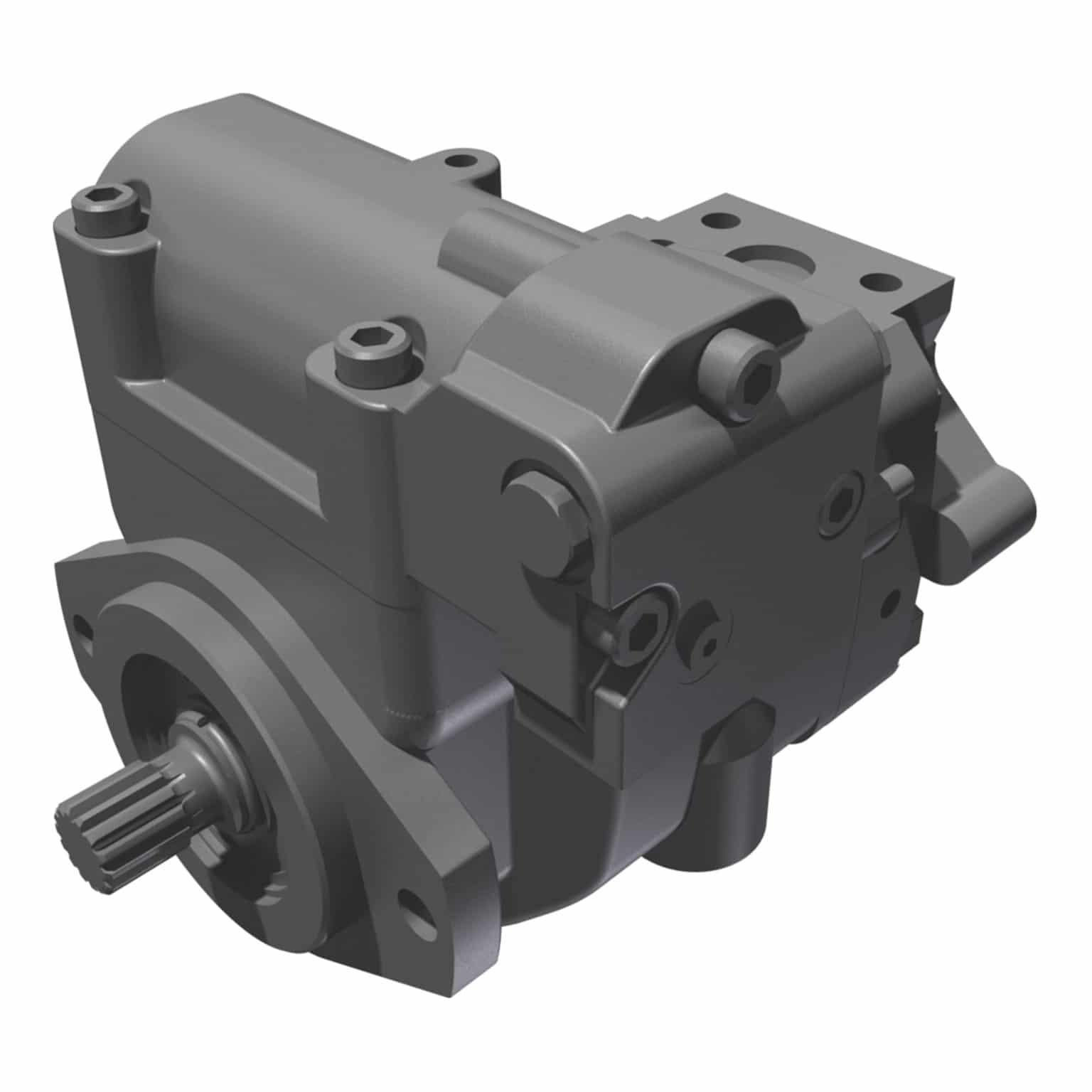 Axial Flow Valves Class 300 : Oilgear best under pressure