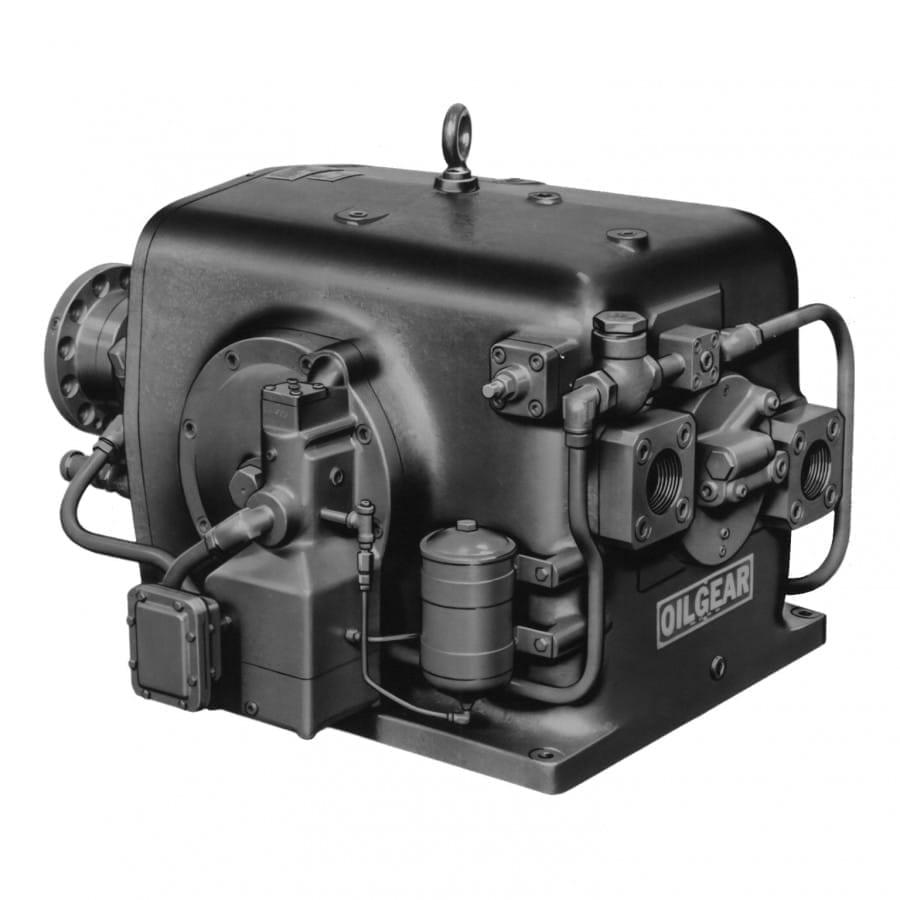 D Type - Oilgear