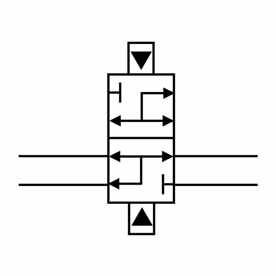 Oilgear Towler VSM Product Symbol | Oilgear