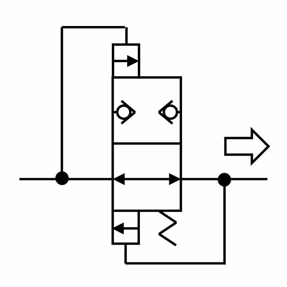 PCGFSV Product Symbol | Oilgear