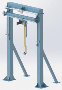 oilgear-gravity-pendulum