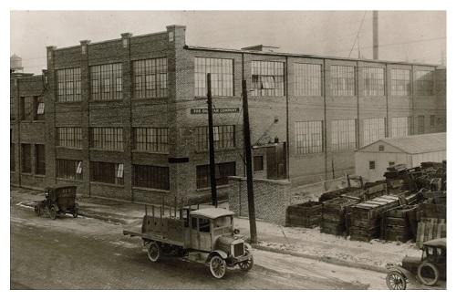 Oilgear Milwaukee 1924
