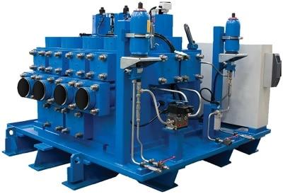 Oilgear_Hydraulic_Manifold